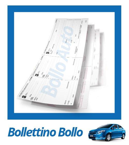 bollettino-BOLLO-Auto